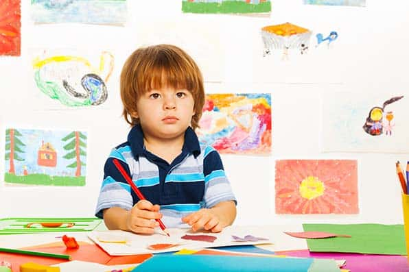 2 year old child care
