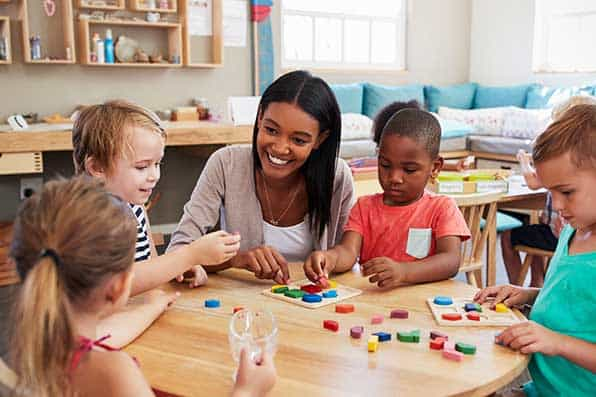 preschool + nursery school