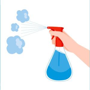 school sanitizing